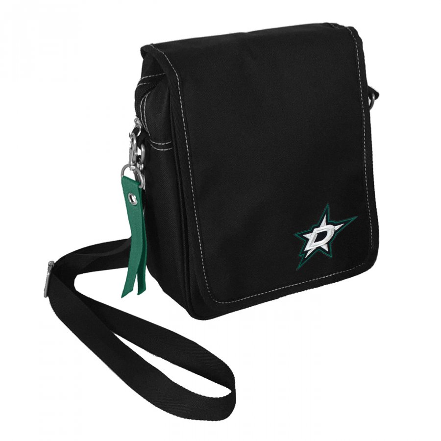 Dallas Stars Ribbon Satchel