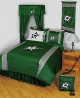 Dallas Stars Sidelines Bed Comforter