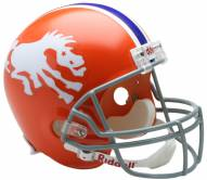 Denver Broncos 1966 Riddell VSR4 Replica Full Size Football Helmet