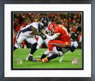 Denver Broncos 2014 Action Framed Photo