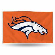 Denver Broncos 3' x 5' Banner Flag