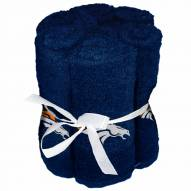 Denver Broncos 6 Pack Washcloths