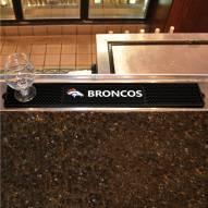 Denver Broncos Bar Mat
