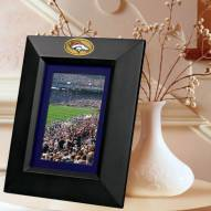 Denver Broncos Black Picture Frame