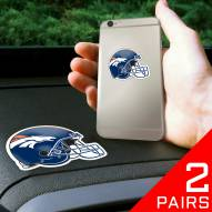Denver Broncos Cell Phone Grips - 2 Pack