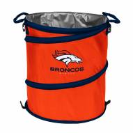 Denver Broncos Collapsible Laundry Hamper