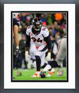 Denver Broncos DeMarcus Ware 2014 Action Framed Photo