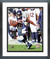 Denver Broncos Demaryius Thomas 2014 Action Framed Photo