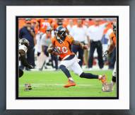 Denver Broncos Demaryius Thomas 2015 Action Framed Photo
