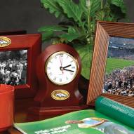 Denver Broncos Desk Clock