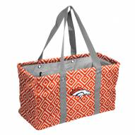 Denver Broncos Double Diamond Picnic Caddy