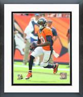 Denver Broncos Emmanuel Sanders 2015 Action Framed Photo