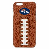 Denver Broncos Football iPhone 6/6s Case