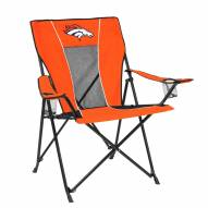 Denver Broncos Game Time Tailgate Chair