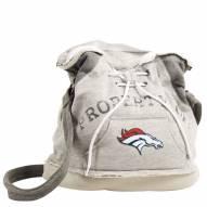 Denver Broncos Hoodie Duffle