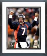 Denver Broncos John Elway Celebration Framed Photo