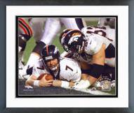 Denver Broncos John Elway SB XXXIII Touchdown Framed Photo