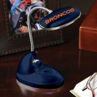Denver Broncos LED Desk Lamp
