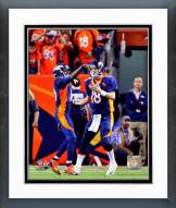Denver Broncos Manning's 509th Career Touchdown Framed Photo