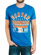 Denver Broncos Men's Kickoff Crew T-Shirt