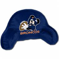 Denver Broncos Mickey Mouse Bed Rest Pillow