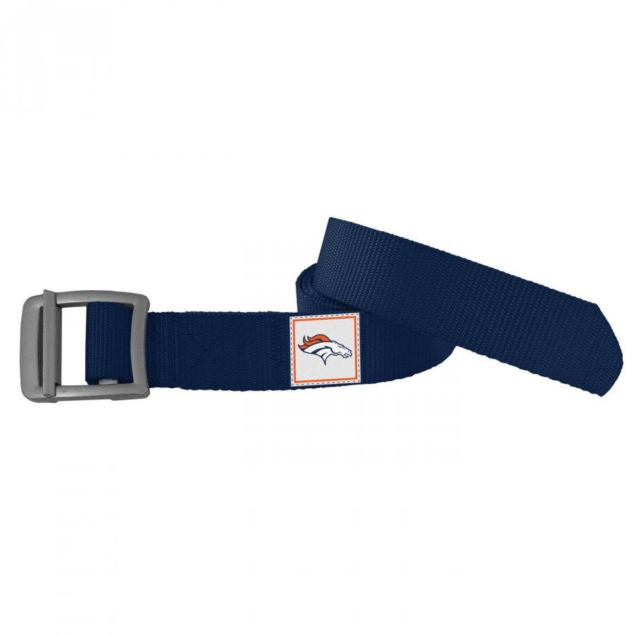 Denver Broncos Navy Field Belt