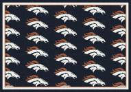 Denver Broncos NFL Repeat Area Rug