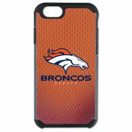 Denver Broncos Pebble Grain iPhone 6/6s Plus Case