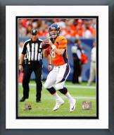 Denver Broncos Peyton Manning 2014 Action Framed Photo
