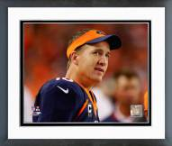 Denver Broncos Peyton Manning 2014 Framed Photo