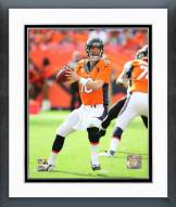 Denver Broncos Peyton Manning 2015 Action Framed Photo