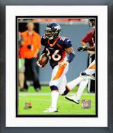 Denver Broncos Rahim Moore 2011 Action Framed Photo