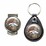 Denver Broncos RealTree Key Chain & Money Clip