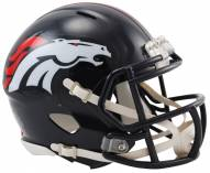 Denver Broncos Riddell Speed Mini Replica Football Helmet