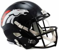 Denver Broncos Riddell Speed Replica Football Helmet