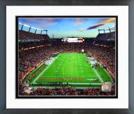 Denver Broncos Sports Authority Field at Mile High Stadium 2014 Framed Photo