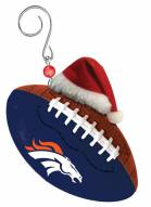 Denver Broncos Team Ball Tree Ornament