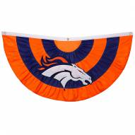 Denver Broncos Team Bunting