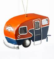 Denver Broncos Team Camper Ornament