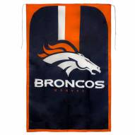 Denver Broncos Team Fan Flag