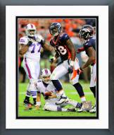 Denver Broncos Von Miller 2011 Action Framed Photo