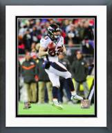 Denver Broncos Wes Welker 2014 Action Framed Photo