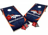 Denver Broncos XL Shields Cornhole Game