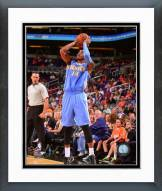 Denver Nuggets Gary Harris 2014-15 Action Framed Photo
