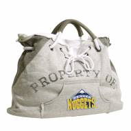 Denver Nuggets Hoodie Tote Bag