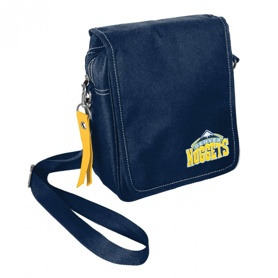 Denver Nuggets Ribbon Satchel