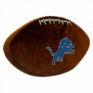 Detroit Lions 3D Sports Pillow