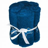 Detroit Lions 6 Pack Washcloths