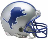 Detroit Lions 83-02 Riddell VSR4 Mini Replica Football Helmet