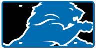 Detroit Lions Acrylic Mega License Plate